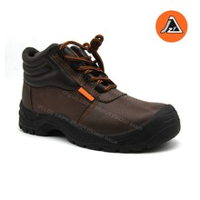 cow spilt leather safety shoes footwear boot ITEM#JZY0504SB