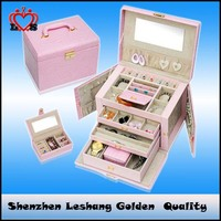Top Quality Competitive Price packaging box gift jewellery boxes wholesales&jewelry box mother of pearl