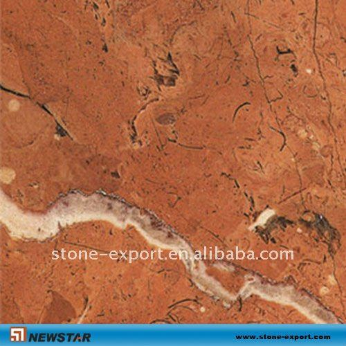 Rojo Alicante red marble from Spain