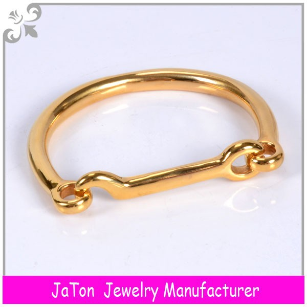 Special Screw Clasp bracelet With Gold Plating jewelry