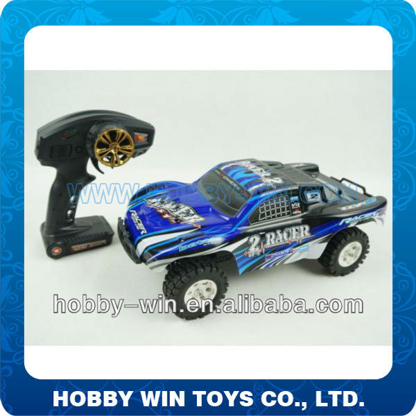 New 1:16 Scale 2.4G 4CH High Spped RC Car 30cc engine for 1/5 rc car