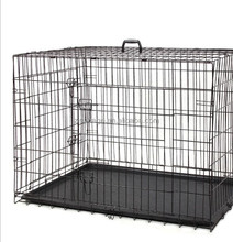 Pet Cages, Carriers & Houses foldable double door large dog kennel house