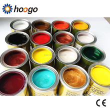 OEM available types of car spray paint colors