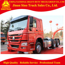 sino trucks howo 6x4 60ton tractor head truck for sale