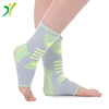 2018 Custom factory Bamboo charcoal compression support basketball ankle brace