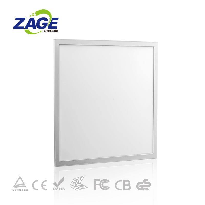 Suspended Ceiling Lights Commercial 600X600 36W LED Panel Light 6400lm Ripple/Flicker Free 5Years Warranty