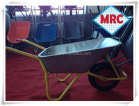 wheel barrow machine WB6204-1 street vending carts