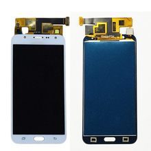 China factory supply mobile screen display replacement for samsung j7 2016 lcd