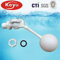 Water Tank Float Valve With Plastic Ball