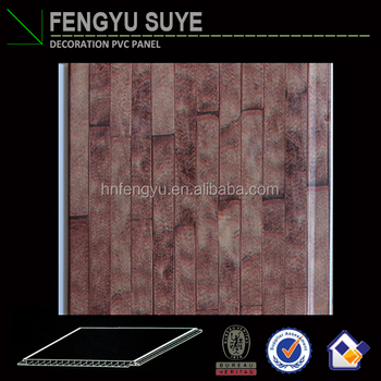 New 595*595mm pvc garage wall panel