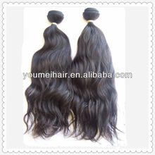 Top Quality 100% 20 inch virgin remy brazilian hair weft