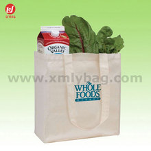 Good Quality Organic Cloth Cotton Tote Carrying Bags Wholesale
