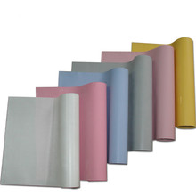 China Hot Sale Colorful Thermal Conductivity Heat Protection Silicone Insulation Material