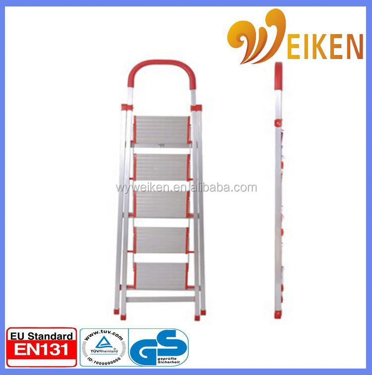 WK-AL205 Domestic Ladders Type and Ladder Stools portable telescopic ladder