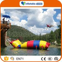 Newest style blob water toy- giant-china water play equipment water park blob