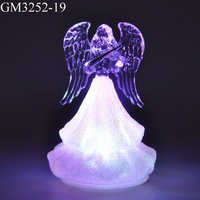 Wholesale led christmas angel as christmas gift