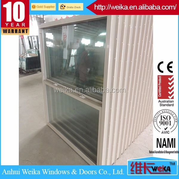 hung window form weika windows company VEKA