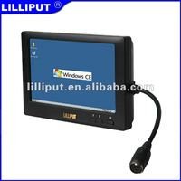 "7"" Vehicle Mounted Computer for Fleet Management/Taxi Dispatch"