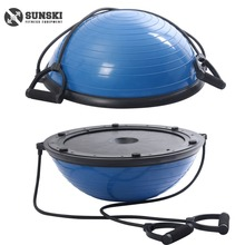 SUNSKI Bosu Ball Half Balance Pilates Ball Perfect for Home Gyms