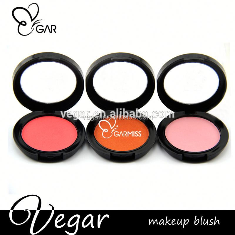 blusher palette No Logo Makeup Blush Face Smooth Powder