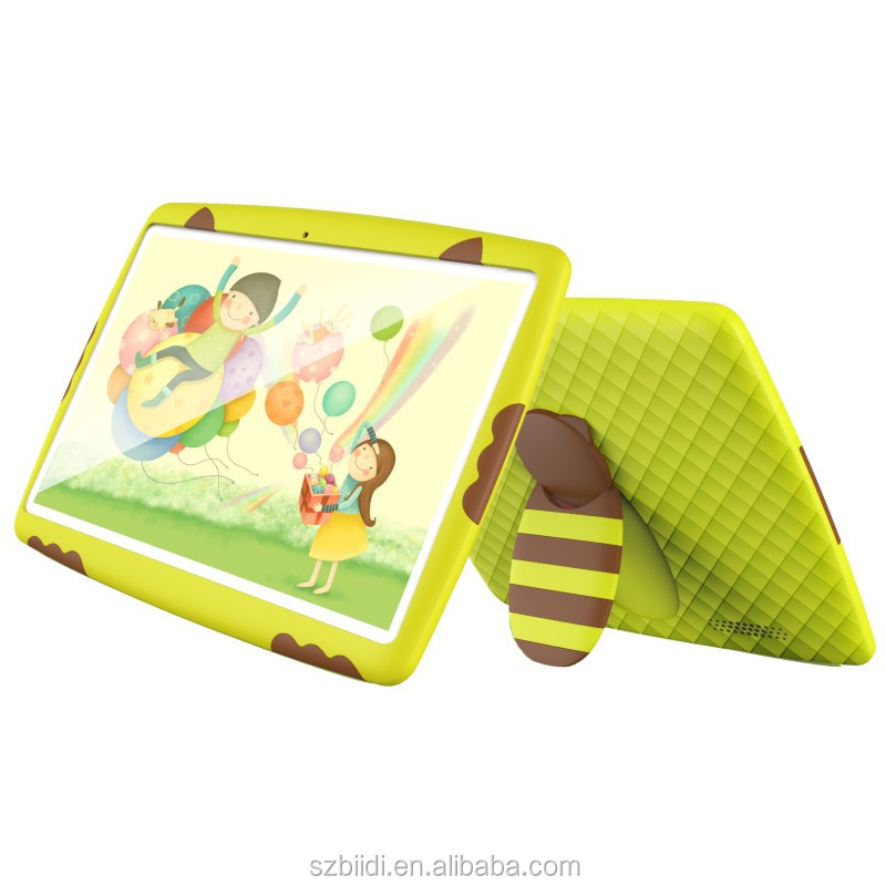 10 inch tablet pc quad core Android 5.1 OS 1280*800 IPS Kids Gift MID Tablets 10 Silica gel cover