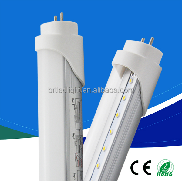 t8 18w led tube for car parking lot ,public house led tube lighting