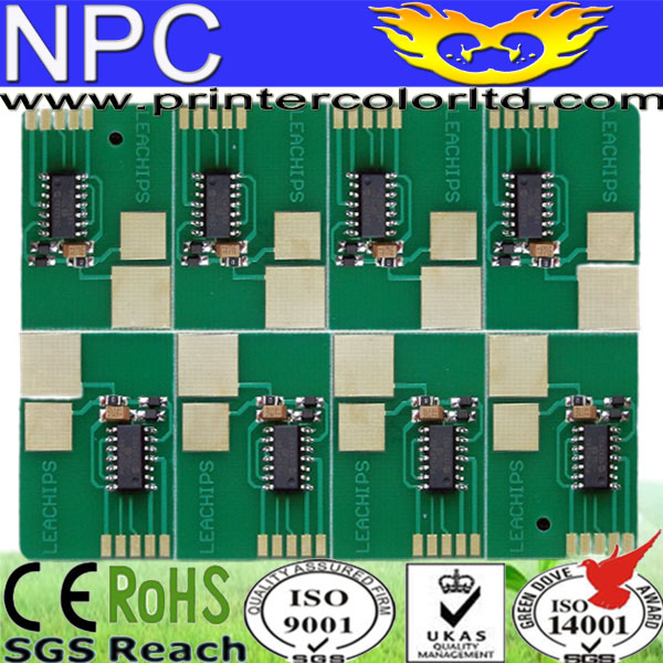 Newest compatible toner chip for Lexmark X264/363/364