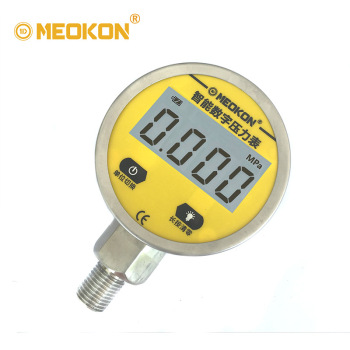 Wholesale 304SS 60mm high accuracy air digital natural gas pressure gauge
