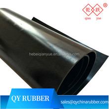 Widely used oil-proof EPDM rubber insertion sheet
