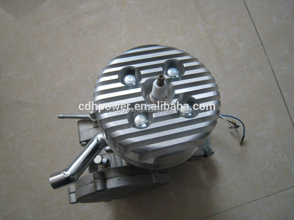 cylinder head/spare parts for motorized bicycle