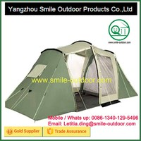 vestibules store display outdoor family 3-4 person camper trailer tent