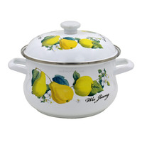Hot Sale High Quality Full Decal Porcelain Enamel Cookware