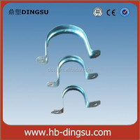 conduit clamp for large diameter pipe american type stainless steel
