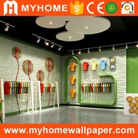 Good quality MyHome interior for business 3d wall panel
