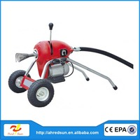 Pipeline dredging machine drain cleaner clean machine