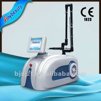 30W Rf Fractional Co2 Laser Machine For Surgical Scar Removal, Acne Scar Removal