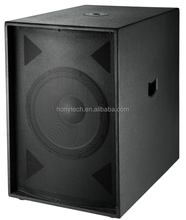 Pa professional speaker sound box, 400w high power 18 inch cheap professional speakers