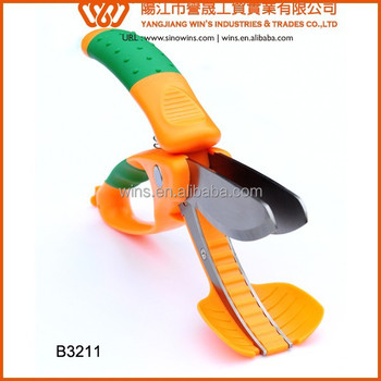 vegetable and salad chopper scissors