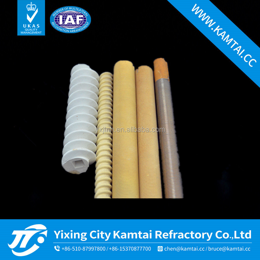 electrical heating element steatite tube or cordierite ceramic rod