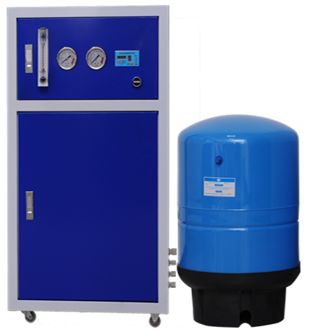 200 gpd Smart Commercial Ro Water Filter Purification Machine With 10 Inch Pre-filtration Small Size System