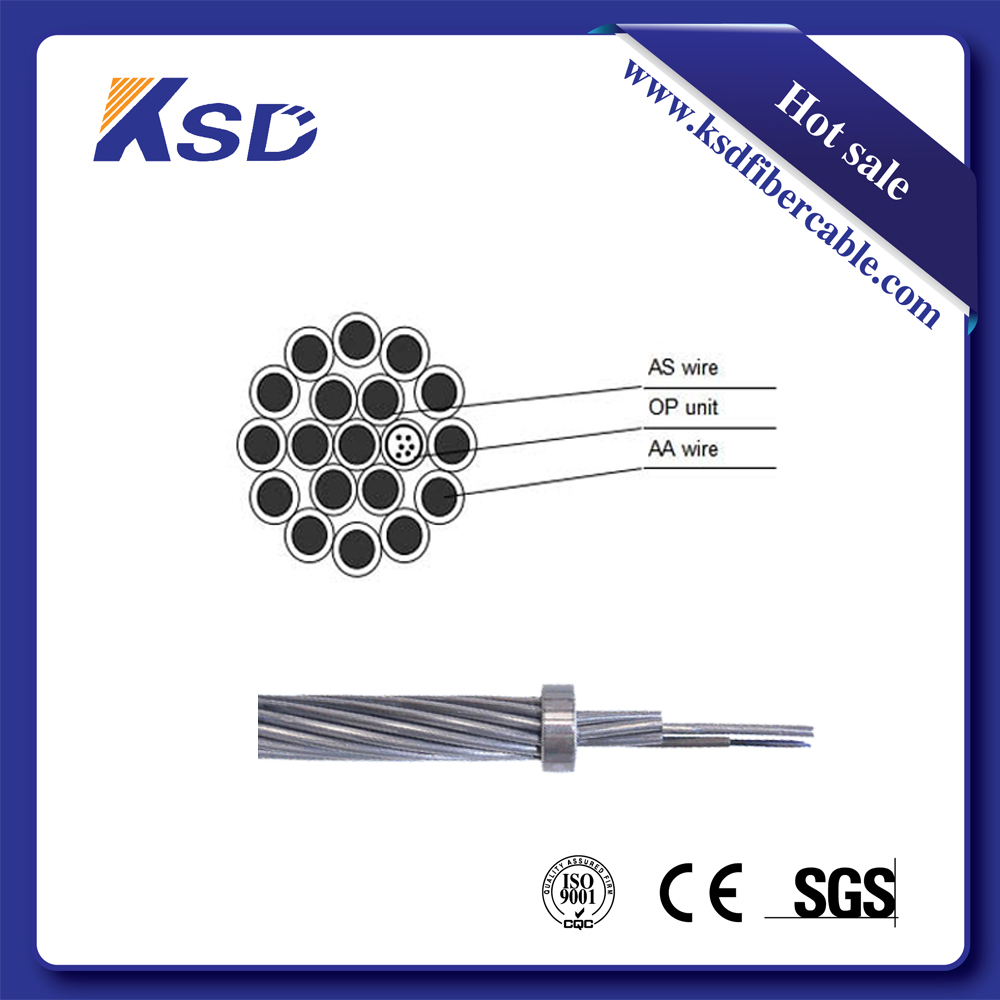 Optical Ground Wire is a dual functioning cable meaning - akross.info