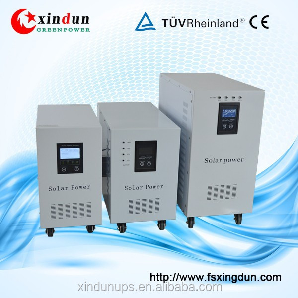 foshan xindun Home used solar power generator,best price for sale