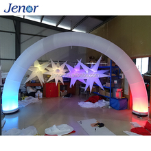 Advertising Inflatable Arch Door Promotion Led Lighting for Sale