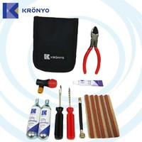 KRONYO repair a run flat pressure monitoring systems rubber tire recycling