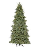 180cm prelit Canadian Tree mini lighted christmas tree star