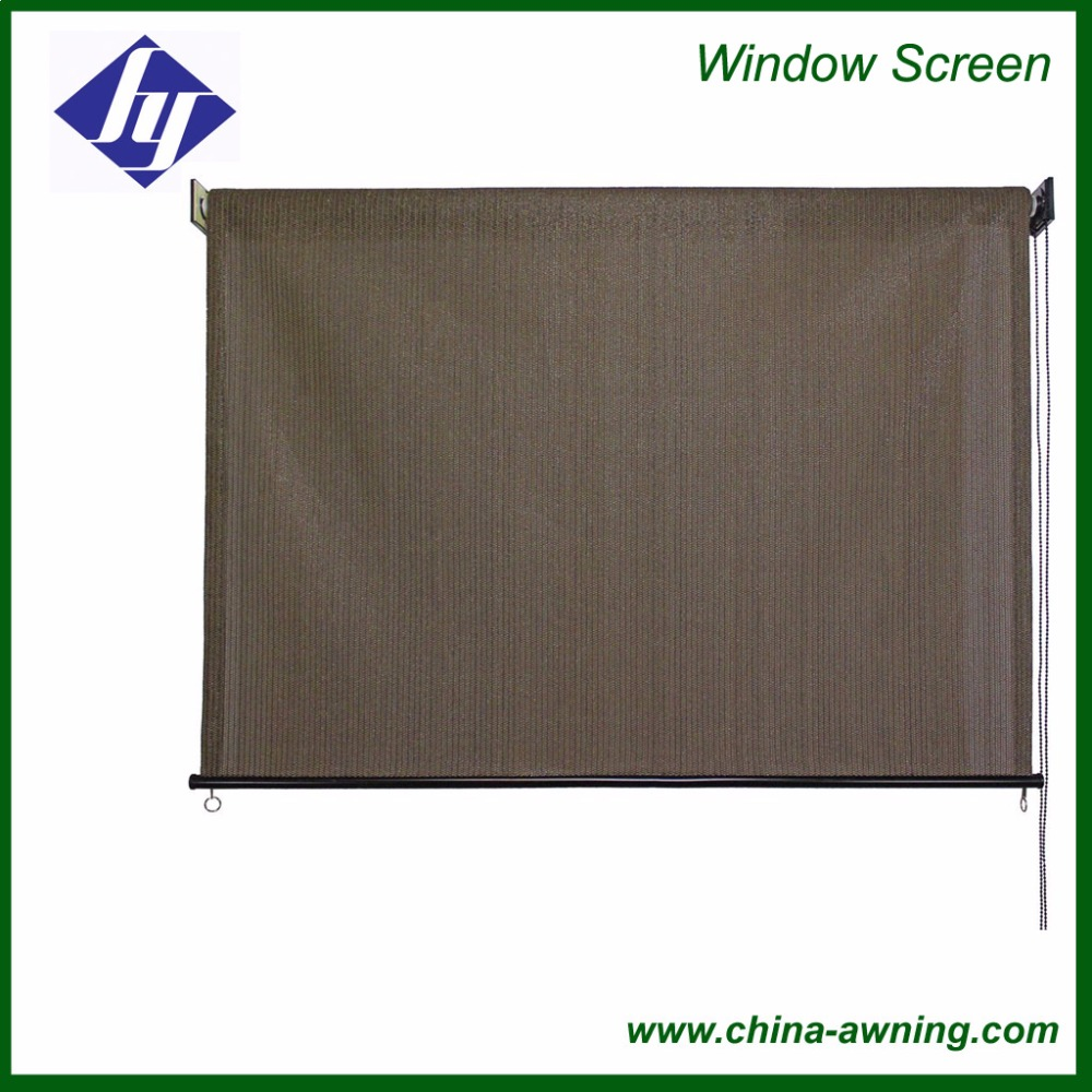 Motorized Outdoor Window Shades Gallery Of The Sunsetter