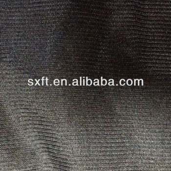 100% polyester knitting tricot fleece lining fabric