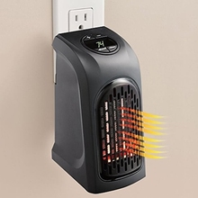 in stock high quality 400W Portable Mini Handy electric fan <strong>heater</strong> for Office, Home, AC 220-240V, EU Plug