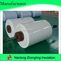 composite insulating milky white polyester film