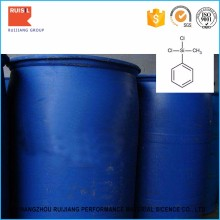 High purity silicone rubber monomer in polymerization